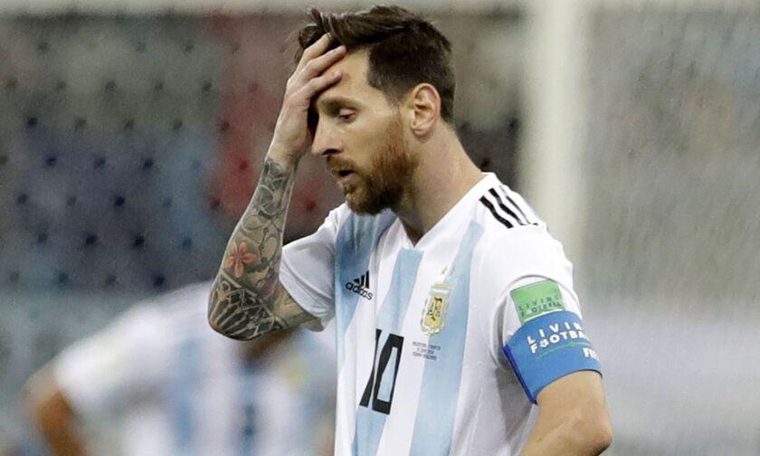Ανελέητο τρολάρισμα σε Μέσι: «Τι κάνει όταν τον χρειάζεται η Αργεντινή;» (vid)