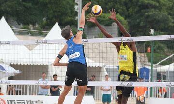 Που θα δείτε σήμερα τον τελικό ανδρών στο τουρνουά beach volley της Βαρσοβίας (17.45)
