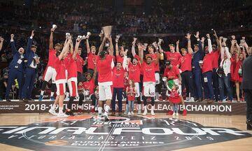 Το backstage βίντεο της Euroleague για το Final Four της Βιτόρια που κατέκτησε η ΤΣΣΚΑ