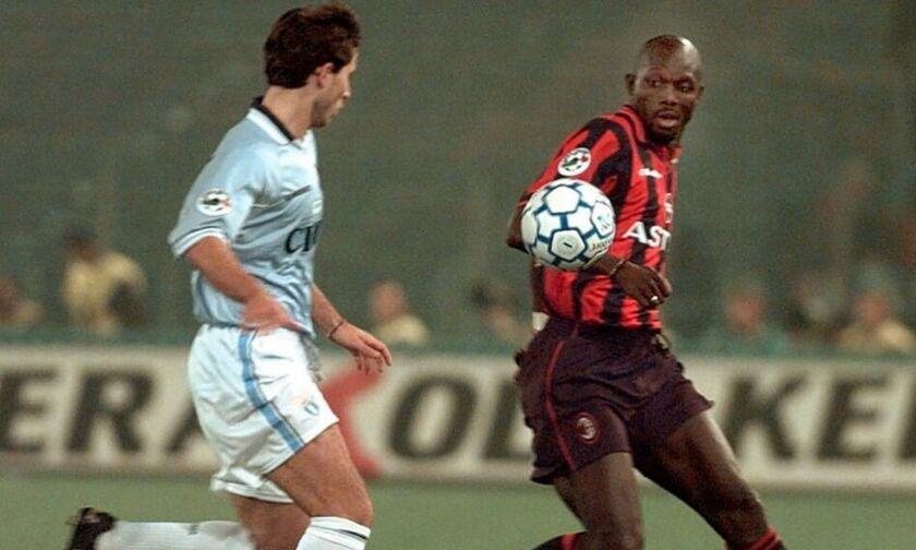France Football: Ο Ζορζ Γουεά κορυφαίος Αφρικανός ποδοσφαιριστής όλων των εποχών