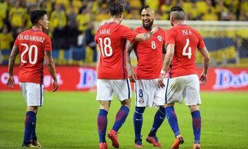Επιλογές από Euro Κ21 και Copa America