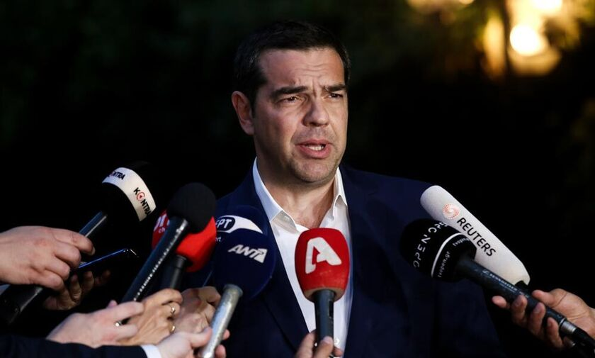 Τσίπρας: «Κυρώσεις στην Τουρκία αν έκανε γεωτρήσεις» (vid)