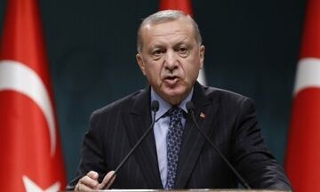 Ερντογάν: «Οι ένοπλες δυνάμεις μας έχουν πάρει θέση στην Ανατολική Μεσόγειο»