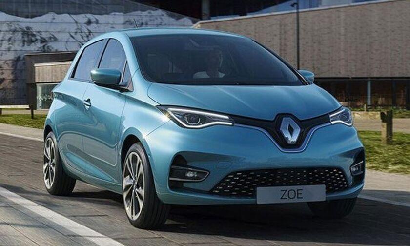 Νέο Renault Zoe: Μεγαλύτερη αυτονομία, full τεχνολογία!