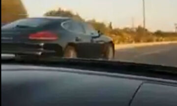 Eλληνικό Honda S2000 Turbo «καταπίνει» Porsche Panamera (vid)