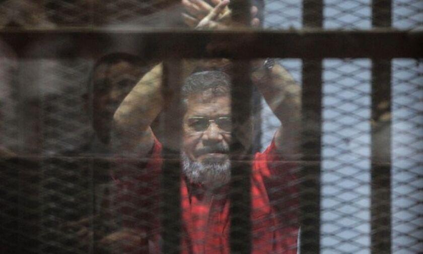 Αίγυπτος: Aπό καρδιακή ανακοπή πέθανε ο πρώην Πρόεδρος Μόρσι