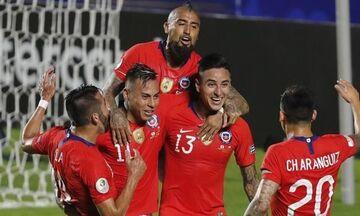 Κόπα Αμέρικα: Η Χιλή διέσυρε 4-0 την Ιαπωνία (vid)