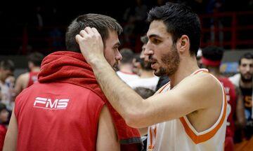 Κατσίβελης: «Η θέση του Ολυμπιακού είναι στην Α1 - Ο φίλος μου ο Σλούκας...»