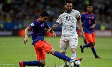 Για το 2/2 η Κολομβία, «τελικός» για την Αργεντινή