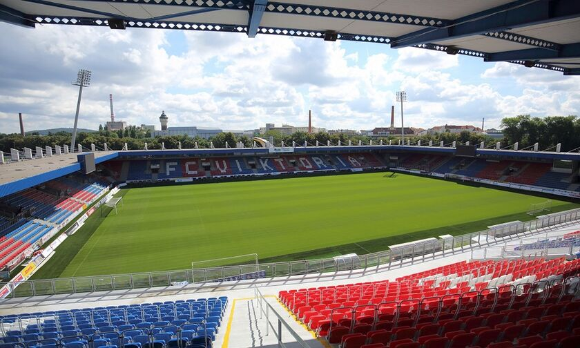 Doosan Arena: Σε αυτό το γήπεδο των 11.700 θέσεων θα παίξει ο Ολυμπιακός με τη Βικτόρια Πλζεν (vid)