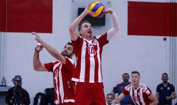 Ολυμπιακός: Ο Τερβαπόρτι καλύτεροςΦινλανδός βολεϊμπολίστας! (pic)