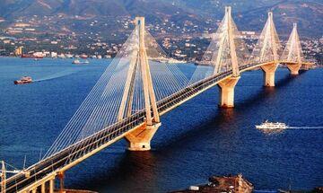 Ποδηλάτης σκοτώθηκε πέφτοντας από τη γέφυρα Ρίου-Αντιρρίου