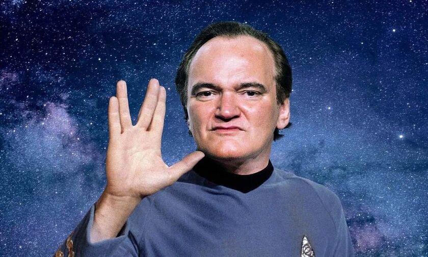Ο Ταραντίνο θέλει το νέο «Star Trek» να είναι ακατάλληλο και βρωμόστομο!