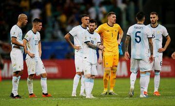 Live Streaming: Αργεντινή-Παραγουάη (03:30)