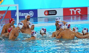 Καυτός ο Γιόκοβιτς του Ολυμπιακού, κέρδισε η Σερβία του Μίτροβιτς