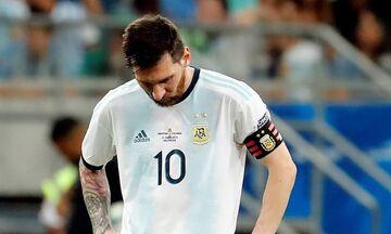 Copa America 2019: Αργεντινή – Παραγουάη 1-1 και τώρα... τρέχουμε Λιονέλ (vid)
