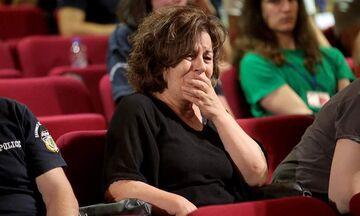 Δίκη Χρυσής Αυγής: Κατέρρευσε η Μάγδα Φύσσα στη θέα του Ρουπακιά