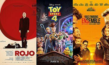 Νέες ταινίες: Κόκκινη Έκλειψη, Toy Story 4, Μικρά Αθώα Ψέματα 2