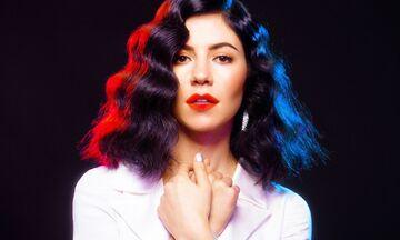 Η Marina (and the Diamonds) στο Piraeus 117 Academy