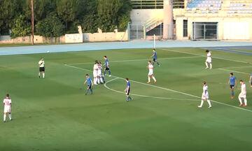 Δείτε τα γκολ από το φιλικό Ολυμπιακός-Βιτορούλ 3-2 - Γκολάρα ο Ποντένσε (vid)