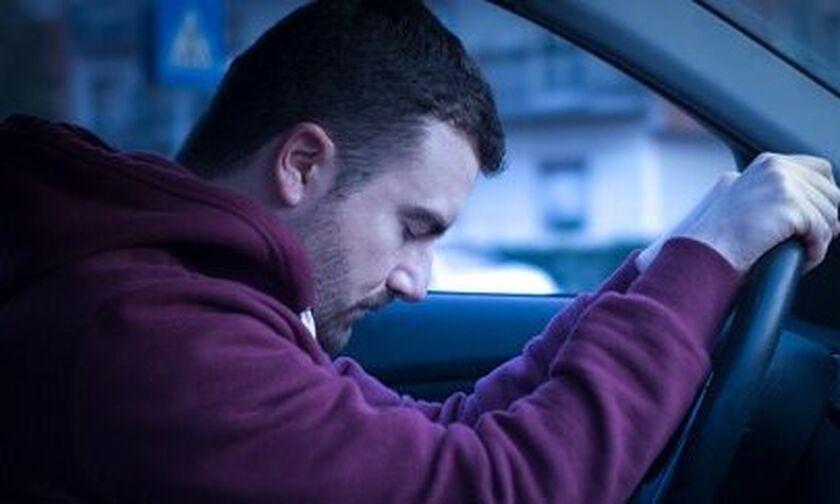 Μην οδηγείτε κουρασμένοι. Κινδυνεύετε μέχρι και με φυλάκιση!