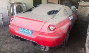 Πωλείται Ferrari με 220 ευρώ!