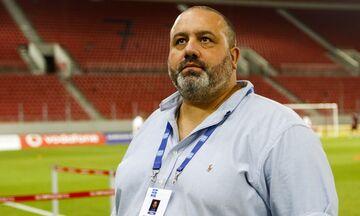 Καραπαπάς: «Τεράστια τιμή να υπηρετήσω τον Σύλλογο από τη θέση του Αντιπροέδρου»