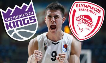 NBA Draft: Τι σημαίνει για τον Ολυμπιακό η επιλογή Μαρίνκοβιτς στο Νο60;