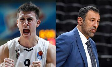 Ντίβατς: «Πιστεύω πως ο Μαρίνκοβιτς θα αγωνιστεί στο NBA»