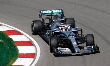 Grand Prix Γαλλίας: Γρηγορότερος στο FP1 ο Χάμιλτον