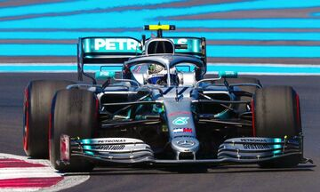 Grand Prix Γαλλίας: Πρώτος στο FP2 ο Μπότας