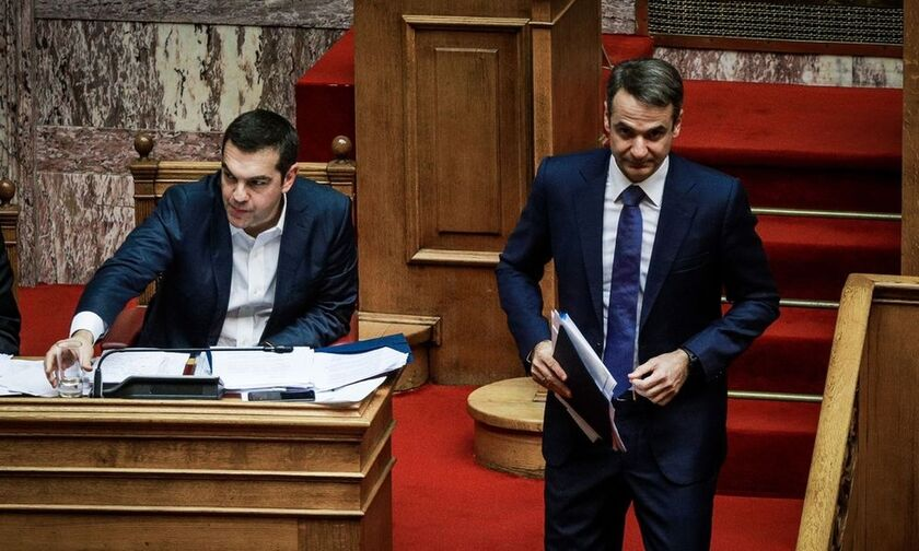Aυτά είναι τα Επικρατείας του ΣΥΡΙΖΑ και της Νέας Δημοκρατίας