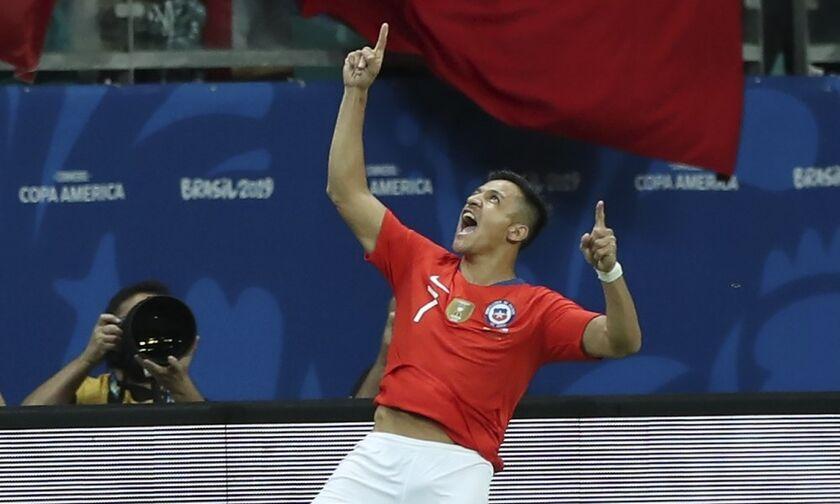 Copa America 2019: Εκουαδόρ - Χιλή 1-2 και οκτάδα για την «Ρόχα» (vid)