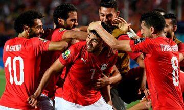 Copa Africa 2019: Αίγυπτος - Ζιμπάμπουε 1-0 χωρίς Χασάν (vid)