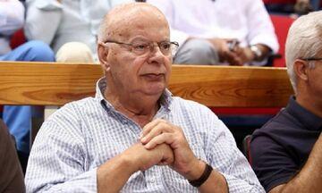 Βασιλακόπουλος: «Πρέπει να βρεθεί άμεσα λύση για να μείνει ο Ολυμπιακός στην Basket League»