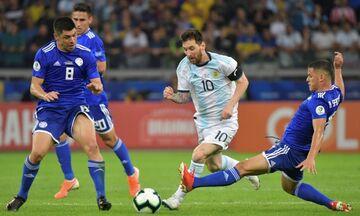 Η ώρα της κρίσεως για Αργεντινή και Παραγουάη