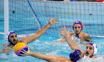 Ήττα της Εθνικής πόλο Ανδρών, 11-7 από το Μαυροβούνιο