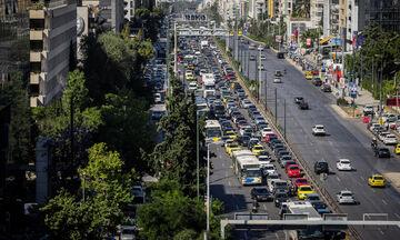 Κυκλοφοριακές ρυθμίσεις στην Αθήνα: Κλειστοί δρόμοι την Κυριακή 23/6