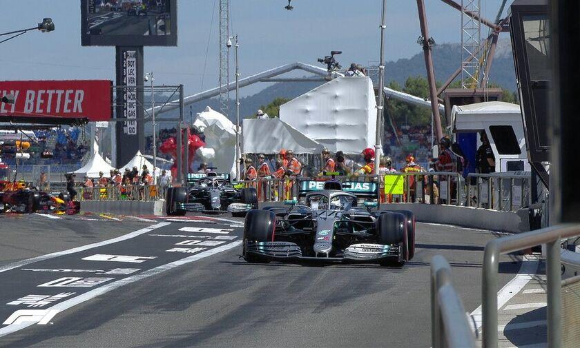 Live Streaming: Formula 1 Grand Prix Γαλλίας (16:00)