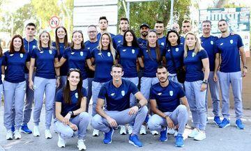 Ευρωπαϊκοί αγώνες Μινσκ: Στην 3η θέση η Ελλάδα την πρώτη μέρα