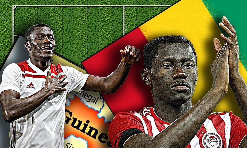 Copa Africa 2019: Η νέα θέση που… μπέρδεψε τον Καμαρά
