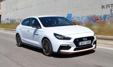 Δοκιμή Hyundai i30 Fastback N