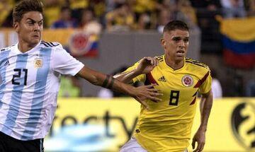 Κόπα Αμέρικα 2019: Τo γκολ του Κουέγιαρ στο Κολομβία-Παραγουάη 1-0 (vid)