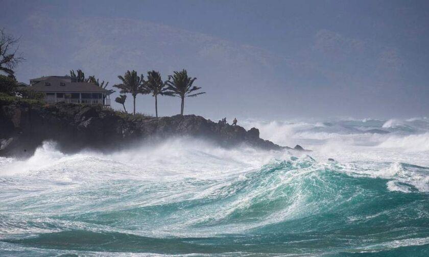 Καιρός: Έκτακτο δελτίο - Καταιγίδες, χαλάζι και ισχυροί άνεμοι