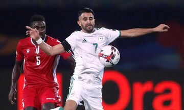Copa Africa 2019: Αλγερία - Κένυα 2-0 με... οδηγό τον Μαχρέζ