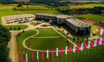 Αποστολή - Πολωνία: Εδώ θα χτιστεί ο νέος Ολυμπιακός - Το «ερυθρόλευκο»... παλάτι (pics)