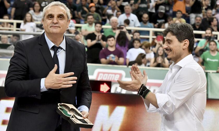Γιαννακόπουλος - Πεδουλάκης:  Στην καρέκλα μετά τις... «καρεκλιές»