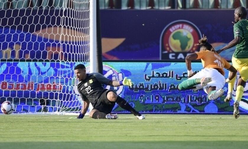 Copa Africa: H Ακτή Ελεφαντοστού 1-0 τη Νότια Αφρική (vid)