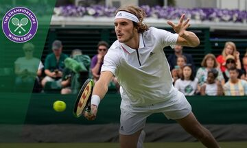 O Άντερσον «έριξε» τον Τσιτσιπά στο Wimbledon