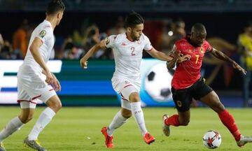 Copa Africa 2019: Ισόπαλες 1-1 Τυνησία και Αγκόλα